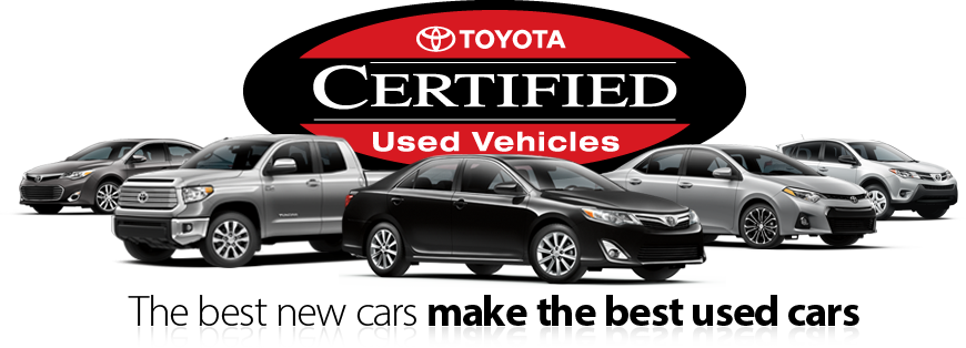 Certified Used Cars >> Here S What S Included In Our 160 Point Toyota Certified