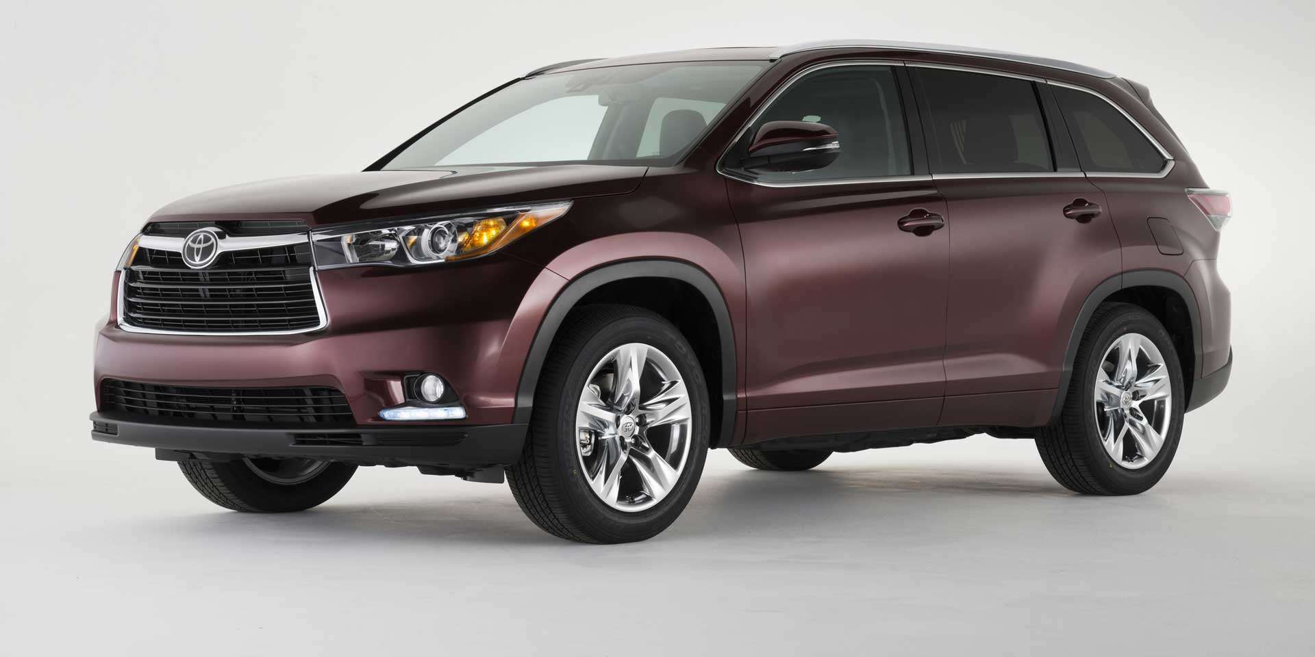 2015 Toyota Highlander Limbaugh